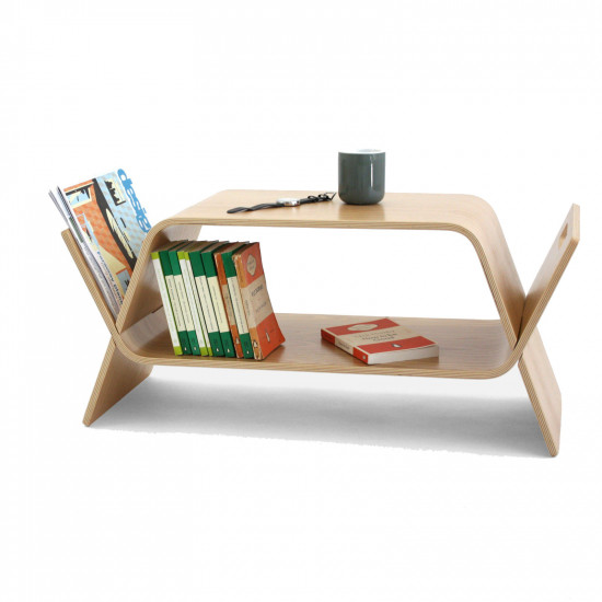 John Green Oak Embrace Coffee Table