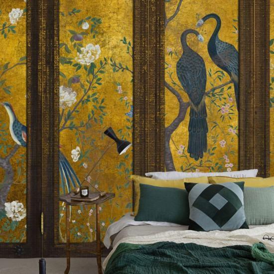 Coordonne Edo Screen Mural