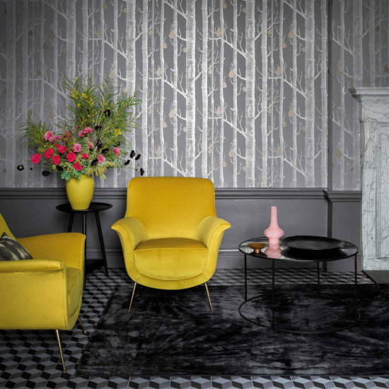Cole And Son Woods And Pears Wallpaper Contemporary Restyled