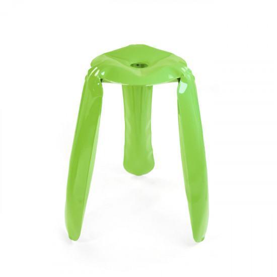 huge discount 80922 bb8a1 Zieta Plopp Kitchen Stool - Green