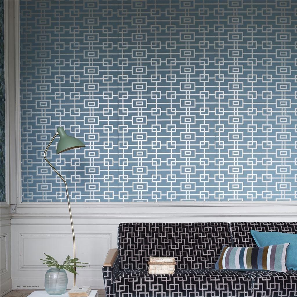 Designers Guild Rheinsberg Wallpaper Beut Co Uk