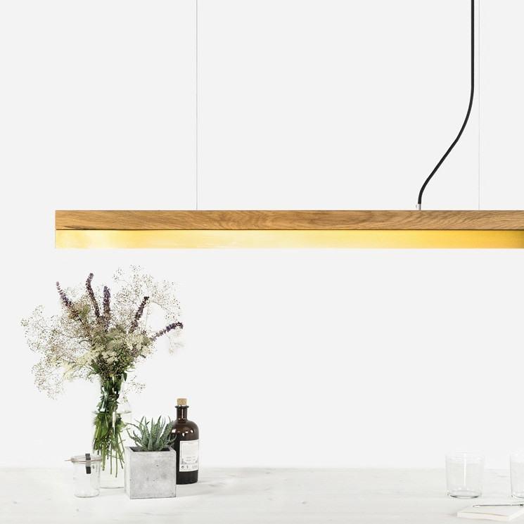 GANTlights C1o - Oak Pendant Light (various materials and sizes)