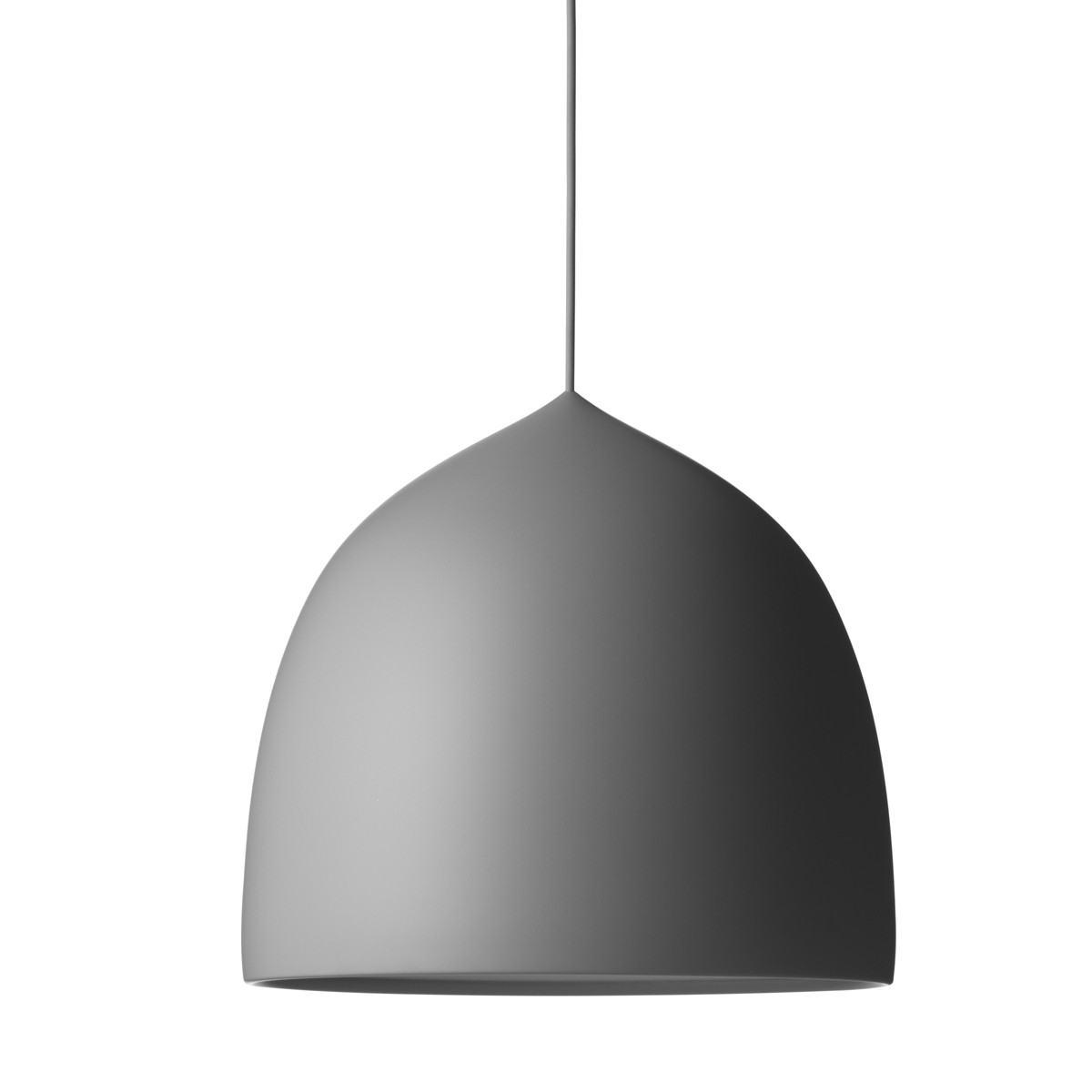 Fritz Hansen Suspence P2 Pendant Light-Light Grey