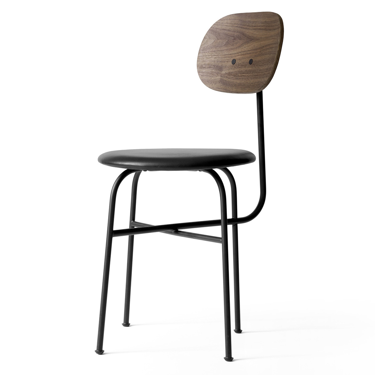 Menu Afteroom Dining Chair Plus - Walnut Back