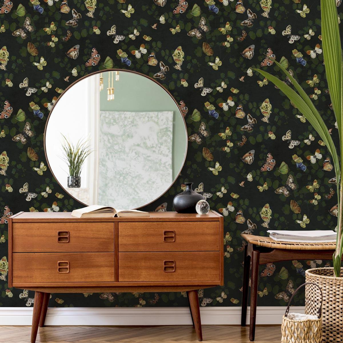 Coordonne Magic Butterflies Wallpaper