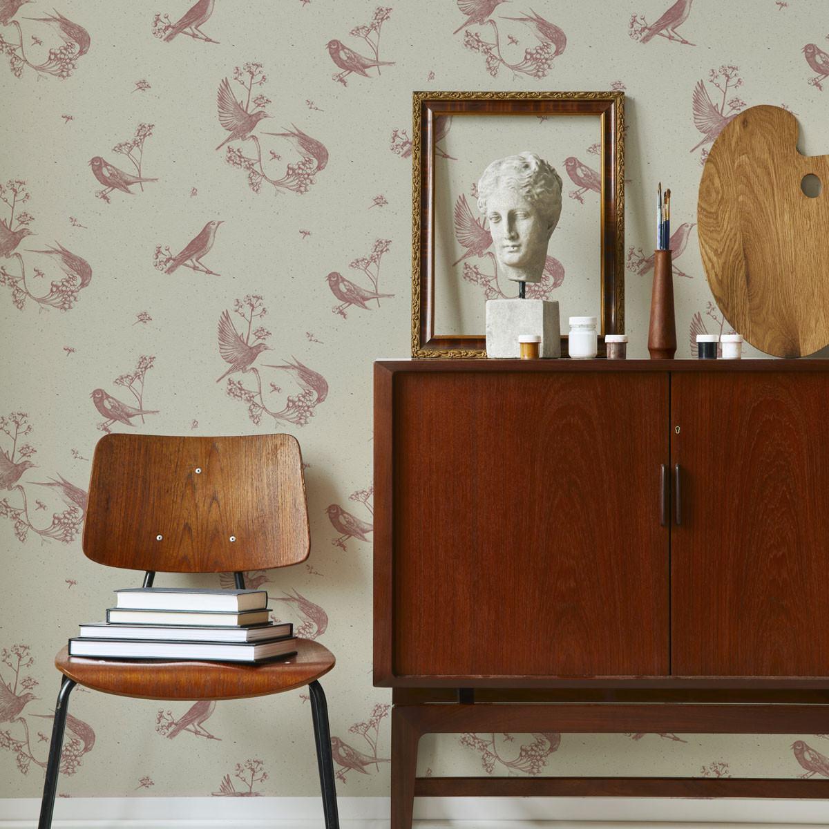 Coordonne Sweet Birds Wallpaper
