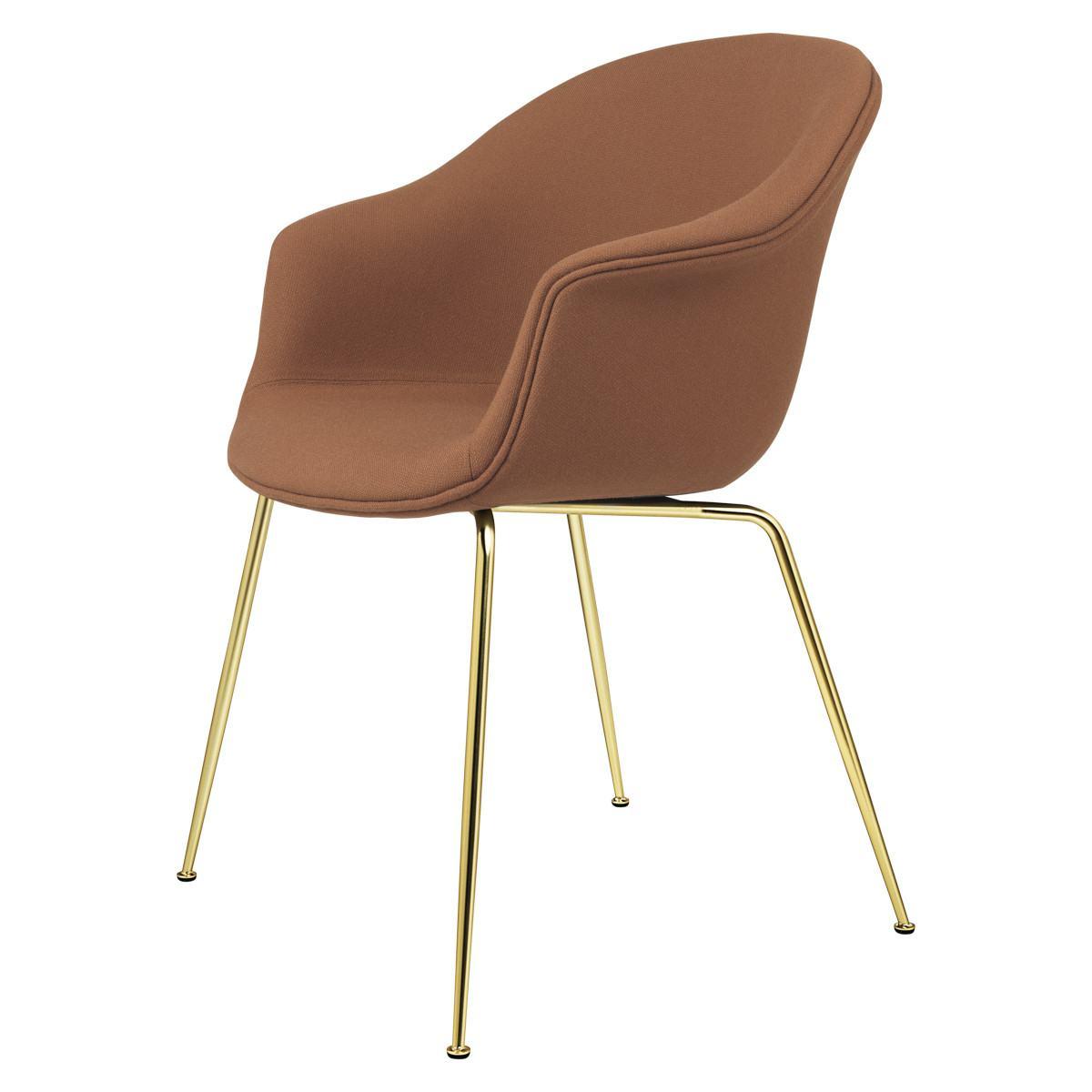 Gubi Bat Dining Chair - Conic Base