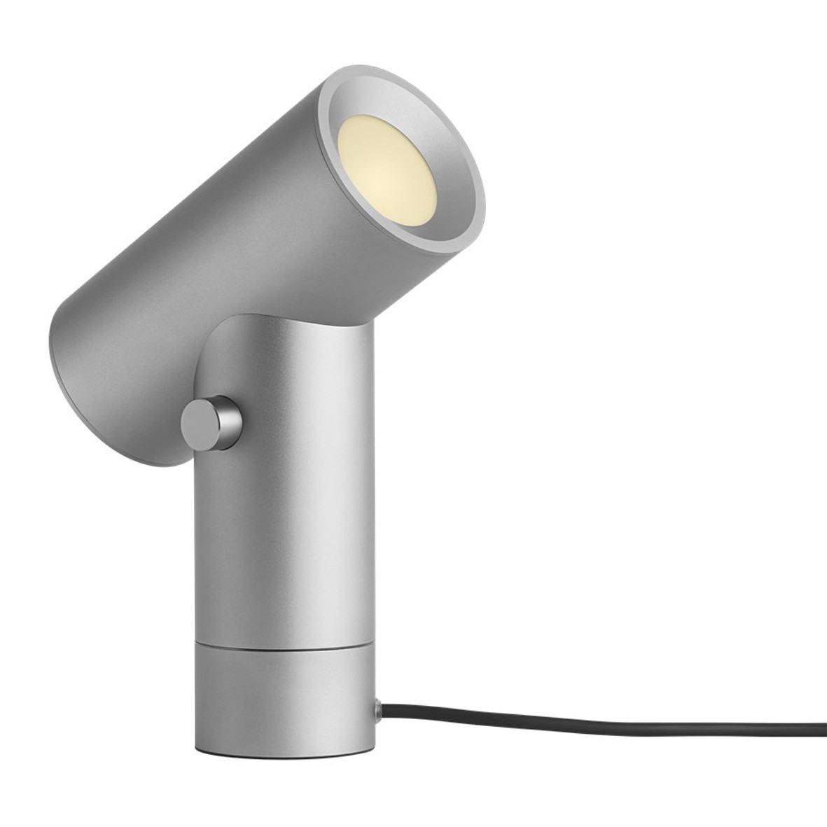 Muuto Beam Table Lamp-Aluminium