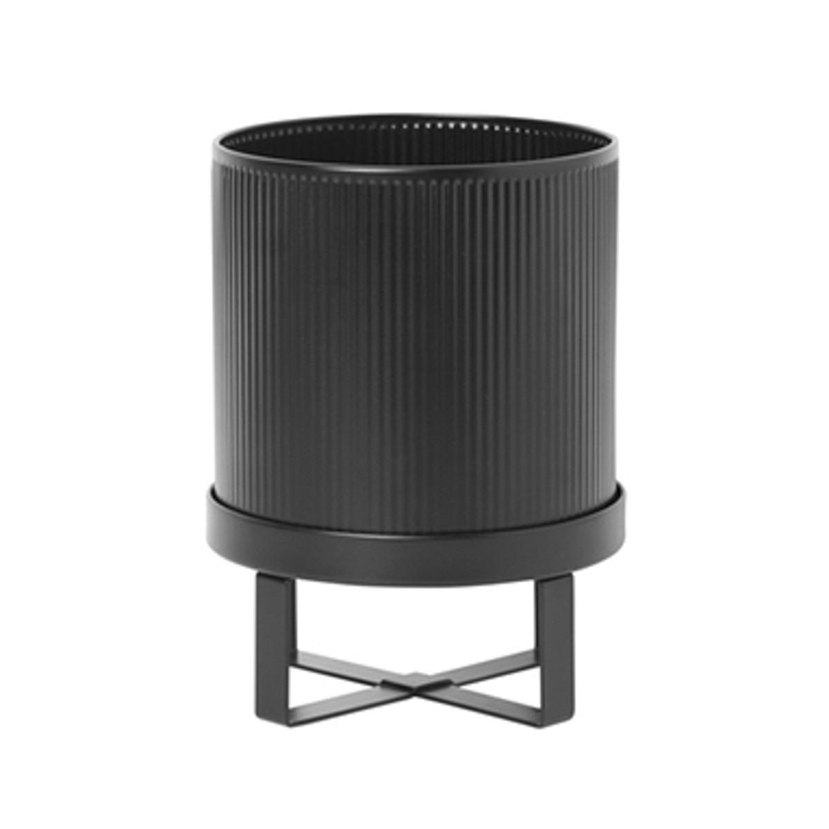 Ferm Living Bau Pot - Small-Black