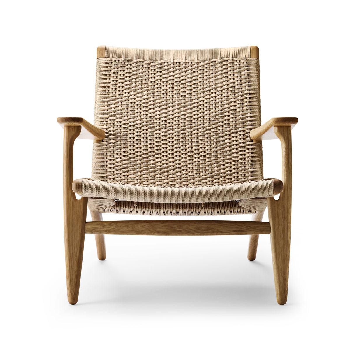 Carl Hansen CH25 Lounge Chair