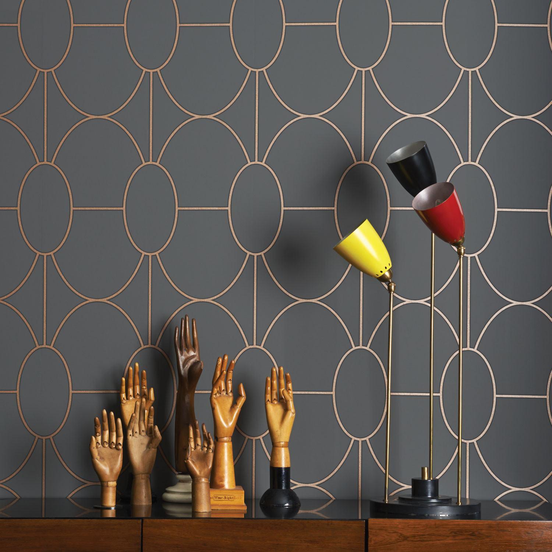Cole and Son Riviera Wallpaper - Geometric ll