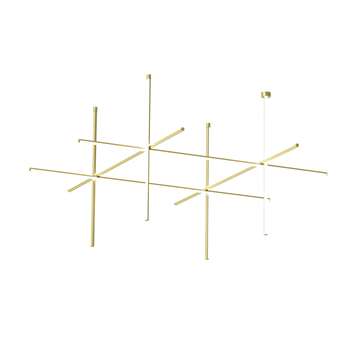 Flos Coordinates Ceiling 4 CLIII Light