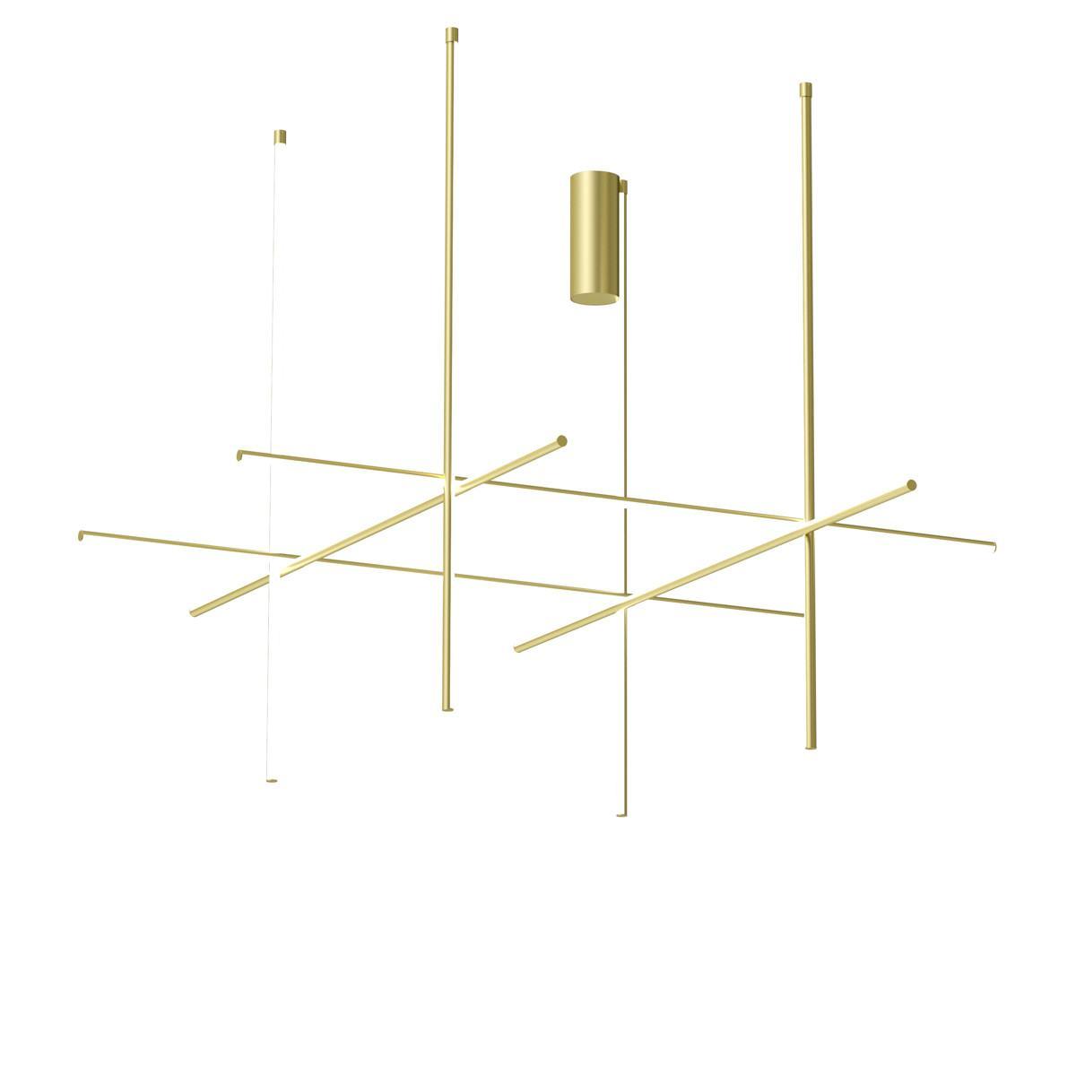 Flos Coordinates Ceiling 4 Long Light