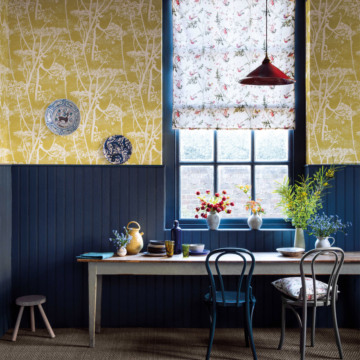 Cole and Son Cow Parsley Wallpaper - New Contemporary