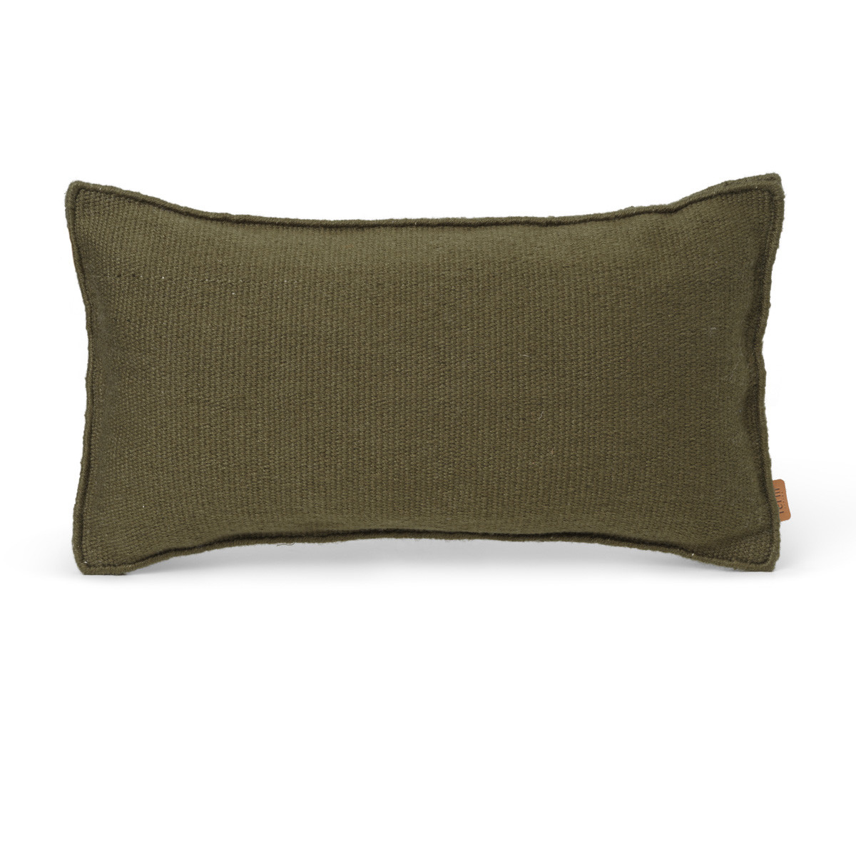 Ferm Living Desert Cushion-Olive