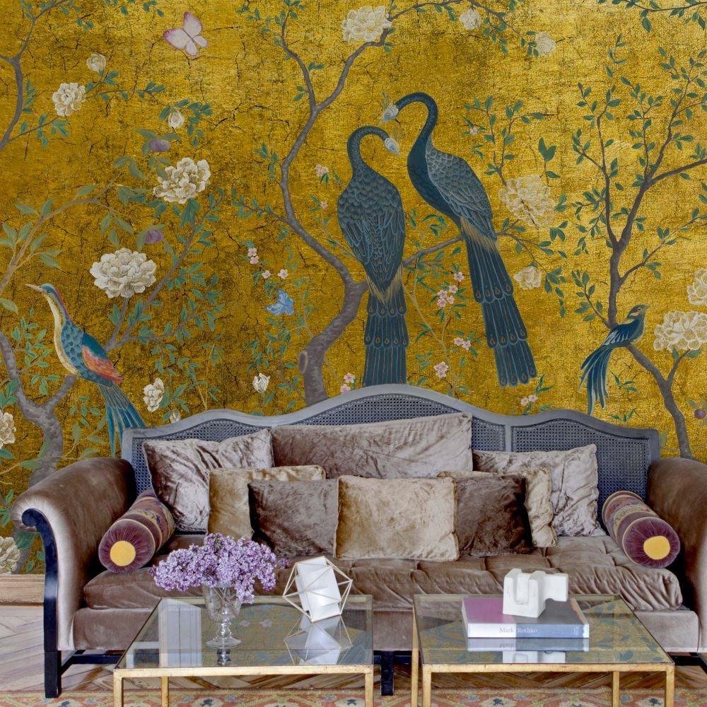 Coordonne Core Edo Mural Wallpaper