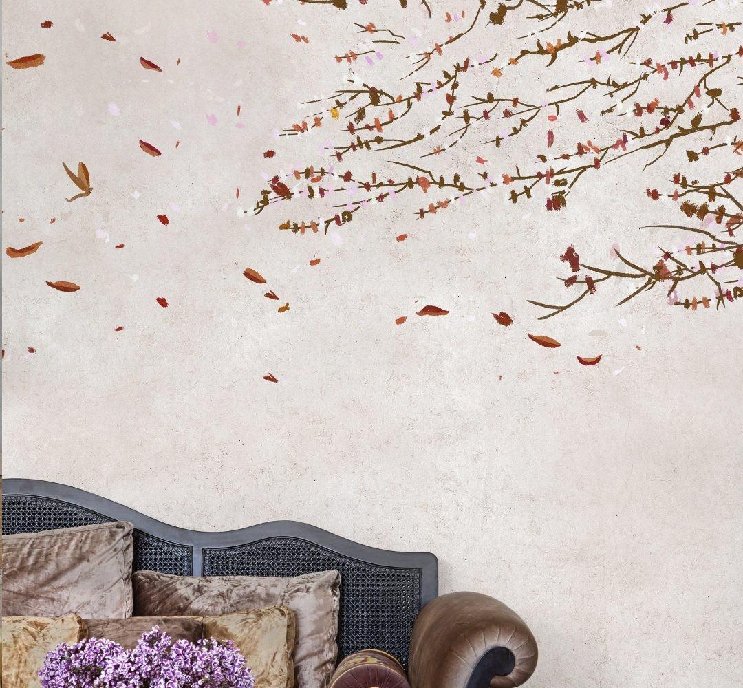 Coordonne Core Eolia Mural Wallpaper