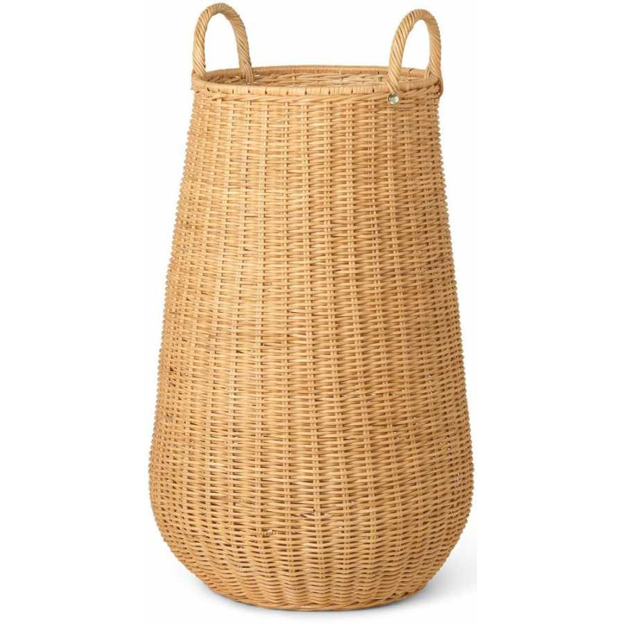 Ferm Living Braided Laundry Basket