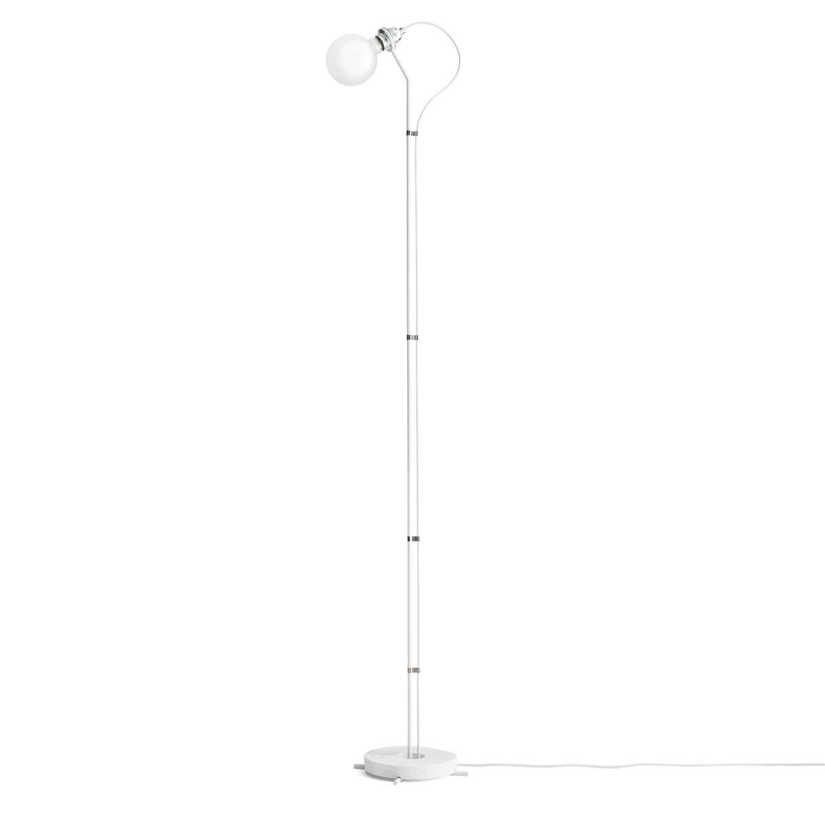 New Works Five Floor Lamp - White