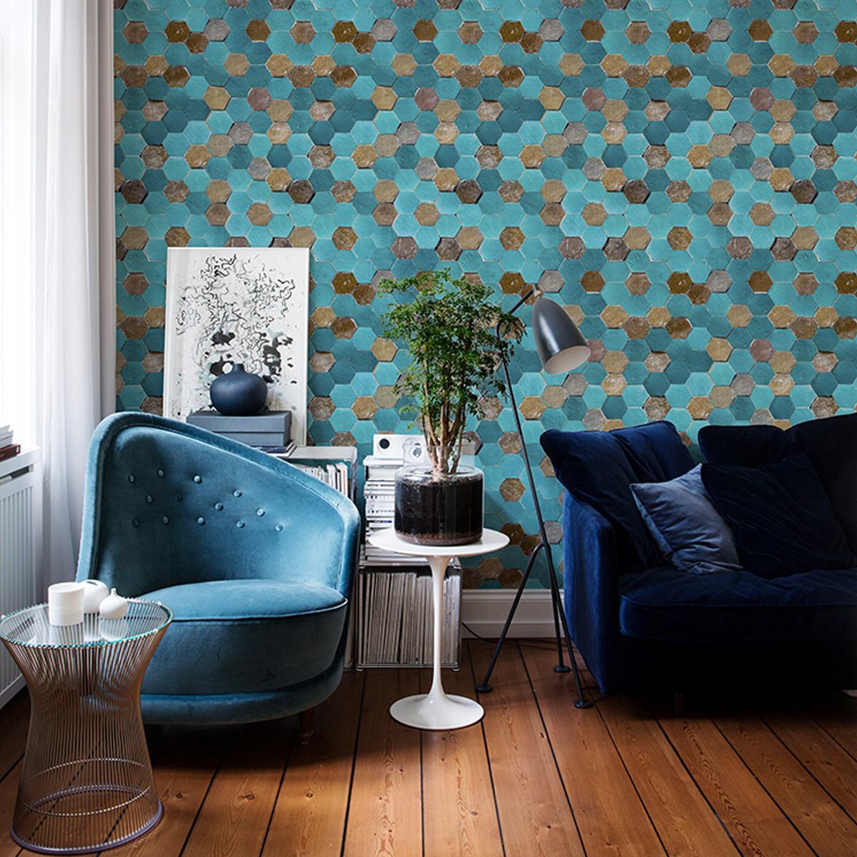 Wall and Deco Grand Ribaud TS Wallpaper