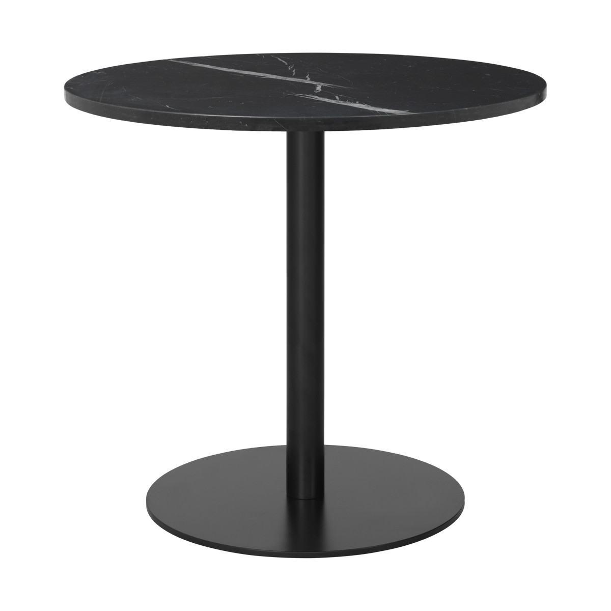 Gubi 1.0 Dining Table - Round, 80cm Diameter