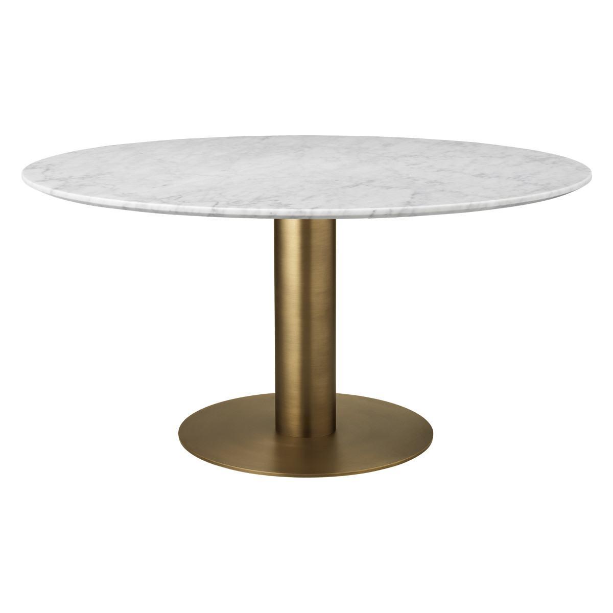 Gubi 2.0 Dining Table - Round, 150cm Diameter