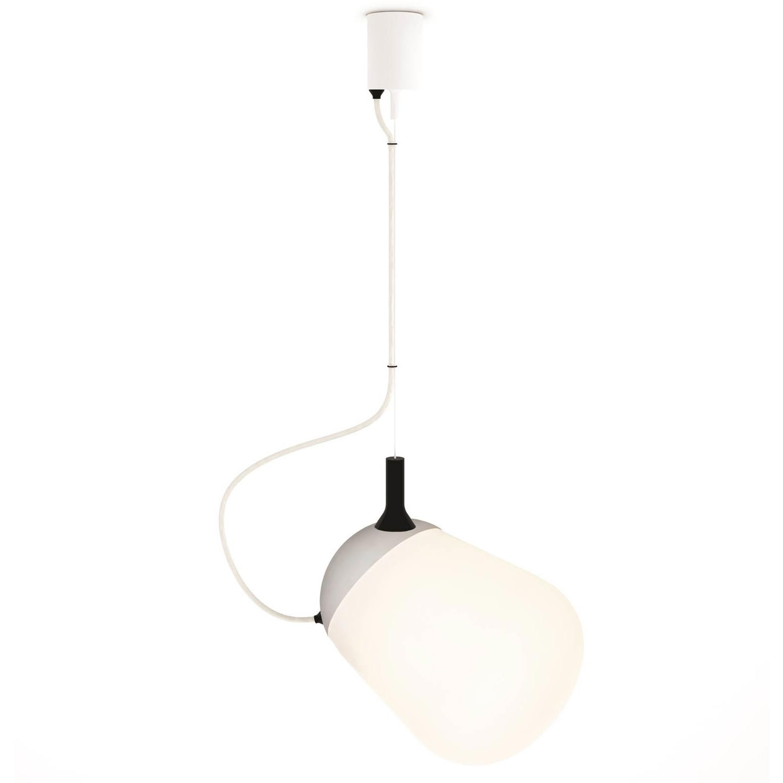 Vertigo Bird Hippo Suspension Lamp - White