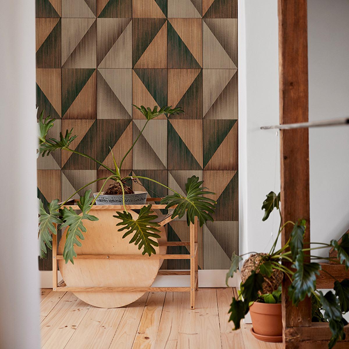 Wall and Deco Hypotenuse TS Wallpaper