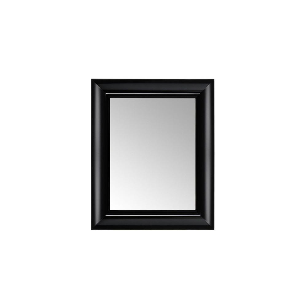 Kartell Francois Ghost Mirror Black