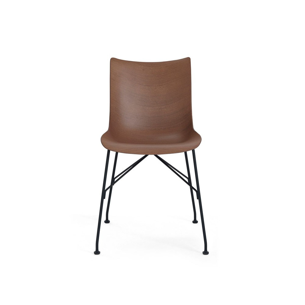 Kartell P/Wood Dining Chair