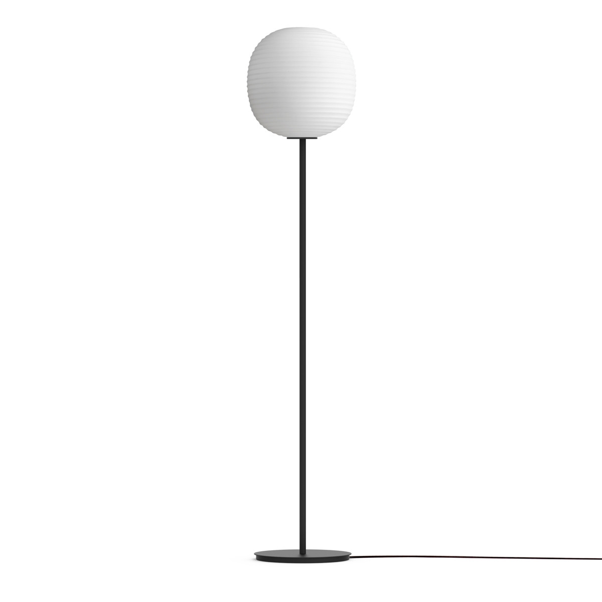 New Works Lantern Globe Floor Lamp