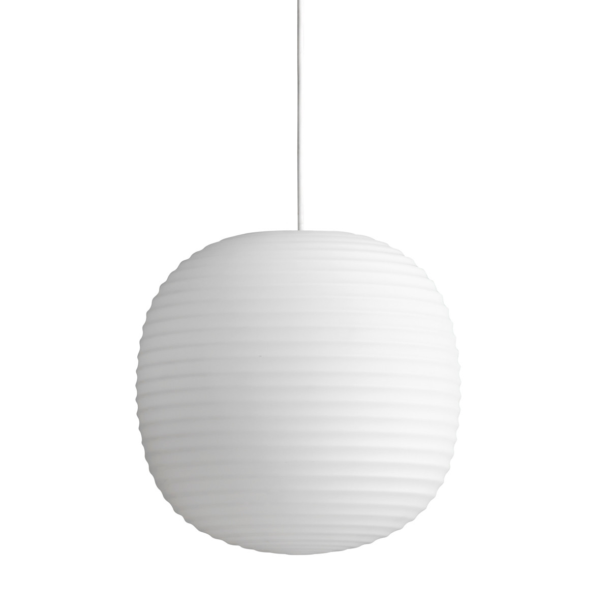New Works Lantern Pendant Lamp