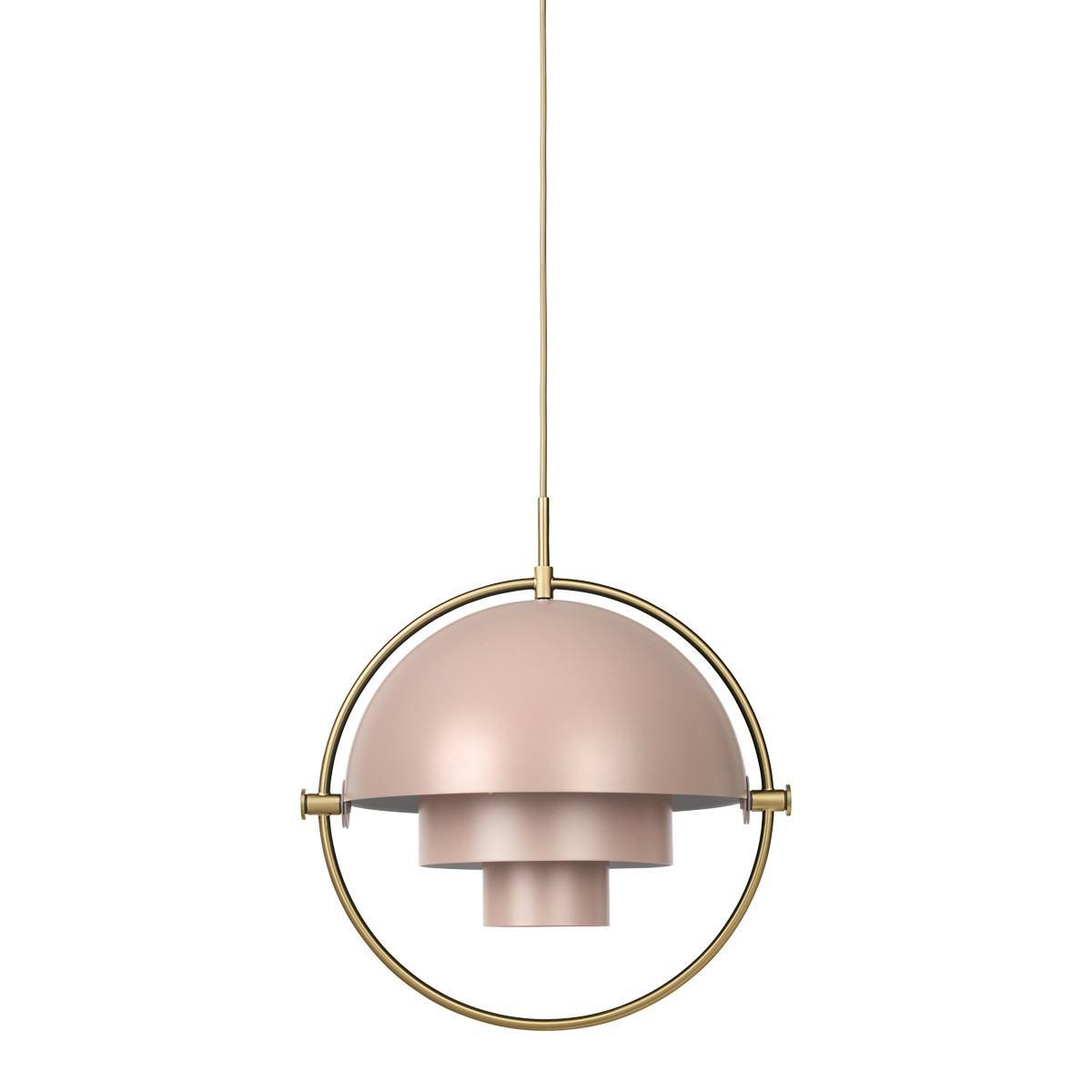 Gubi Multi-Lite Pendant Light - Brass