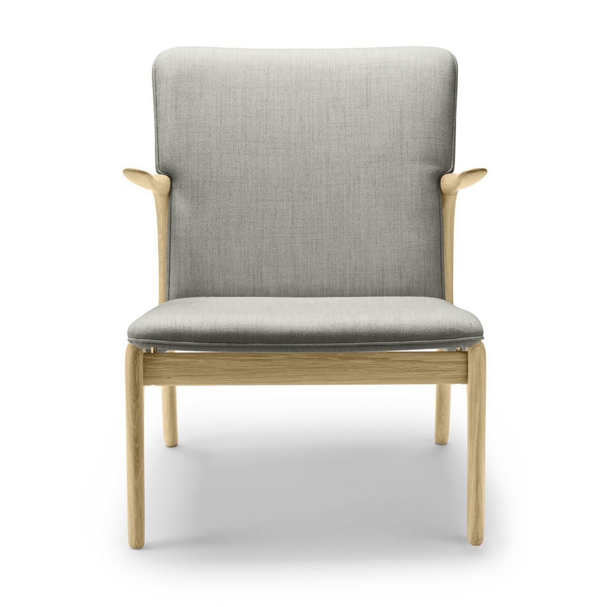 Carl Hansen OW124 Beak Chair - Soaped Oak