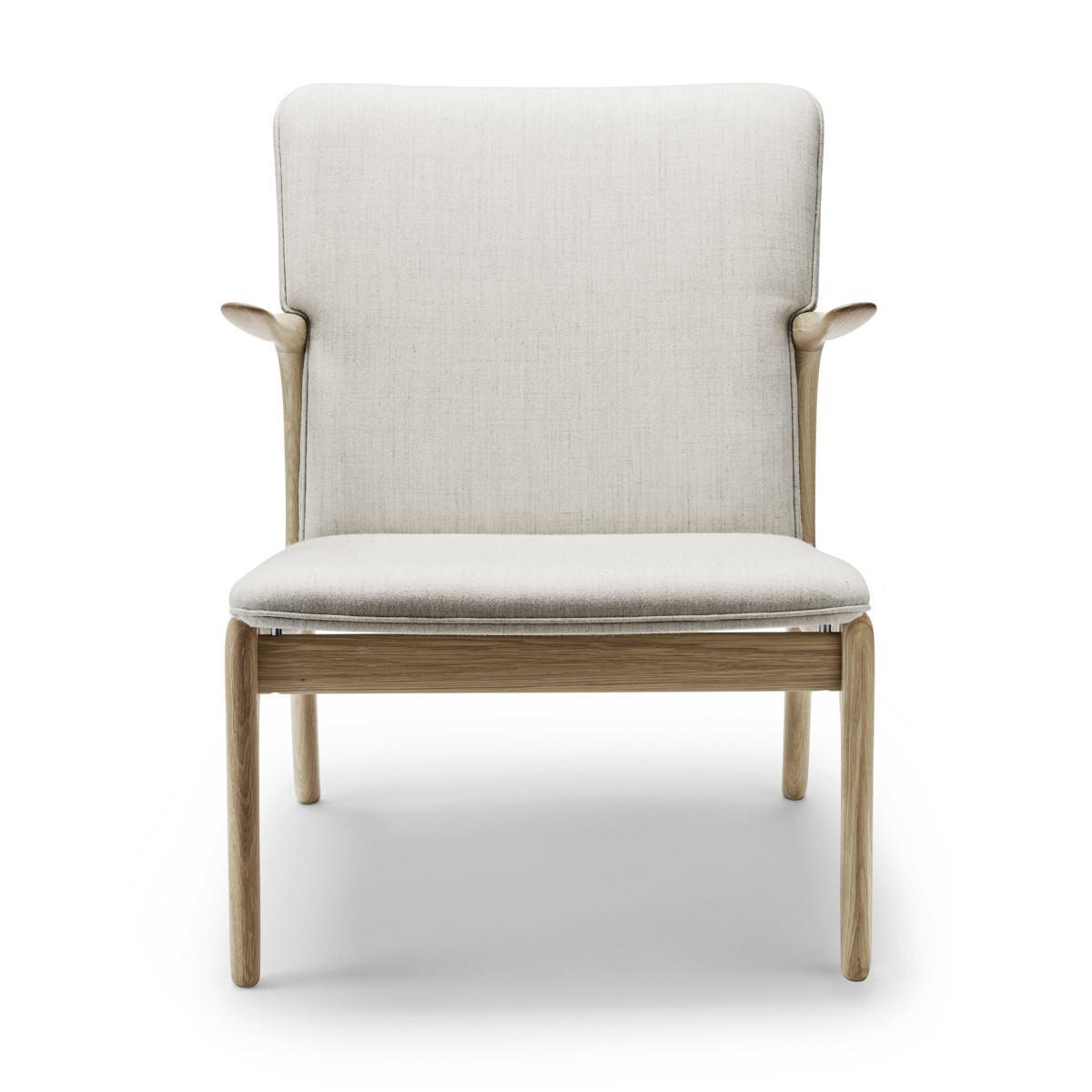 Carl Hansen OW124 Beak Chair - White Oiled Oak