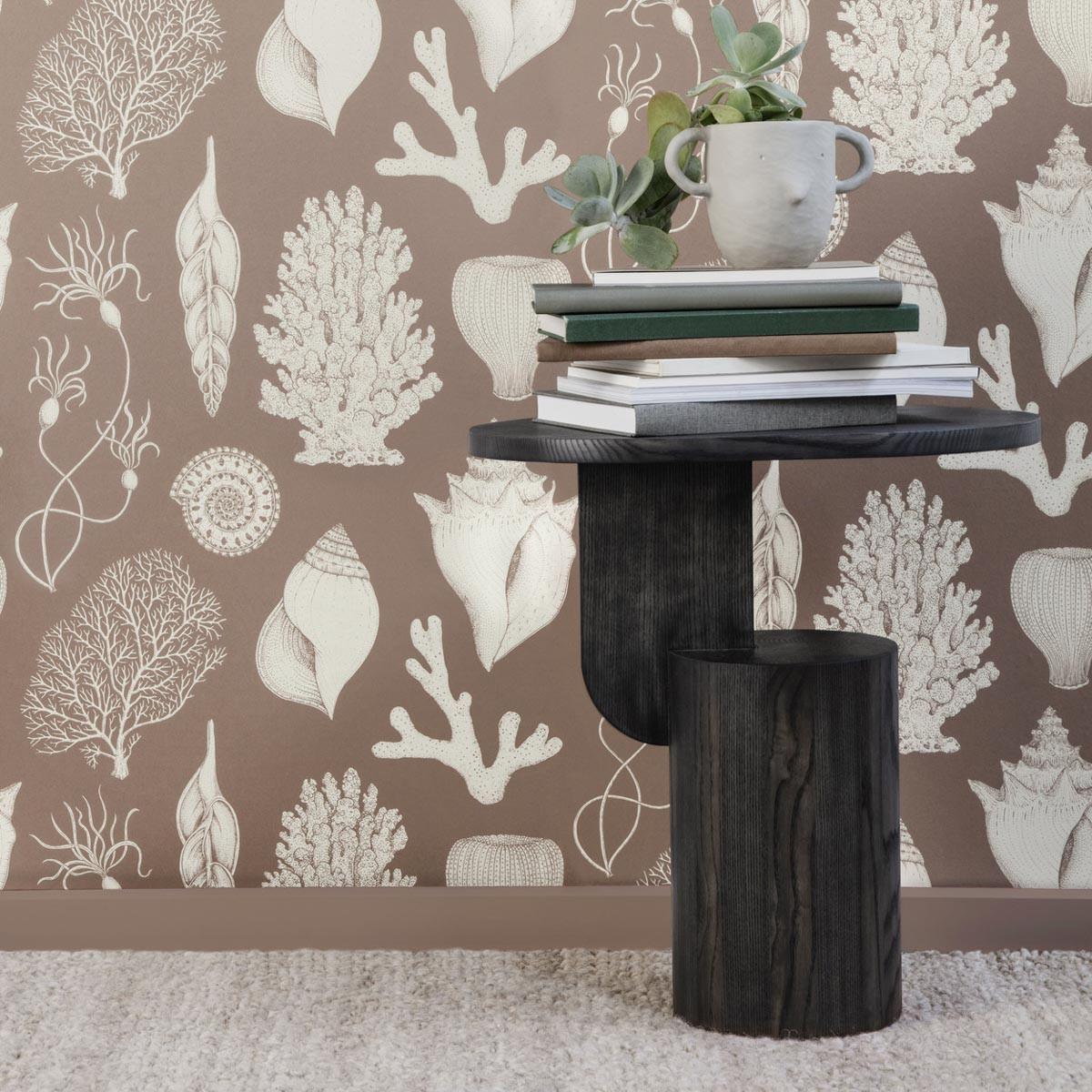 Ferm Living Katie Scott Wallpaper - Shells