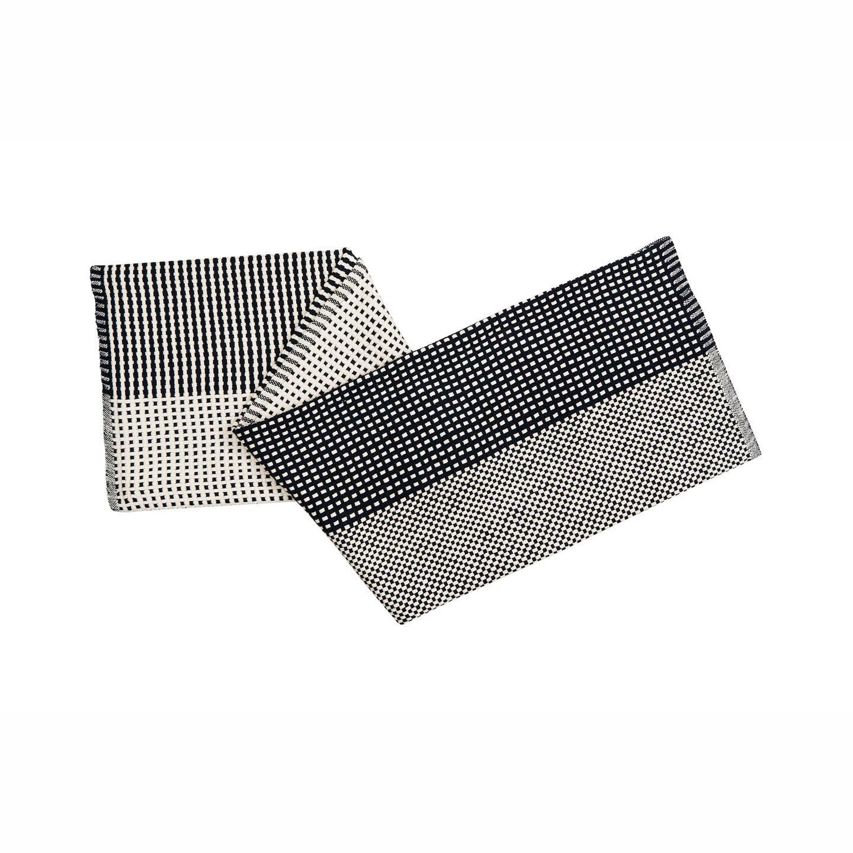 Simon Key Bertman Textile Design & Art - Stripes and Dots Throw