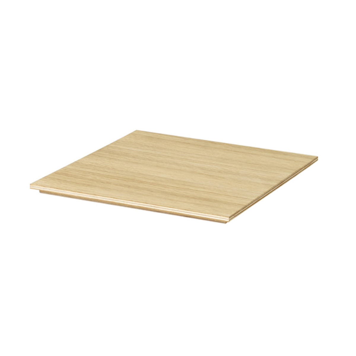 Ferm Living Tray For Plant Box-Oiled Oak