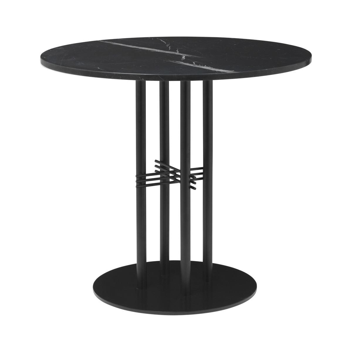 Gubi Ts Column Dining Table - Round