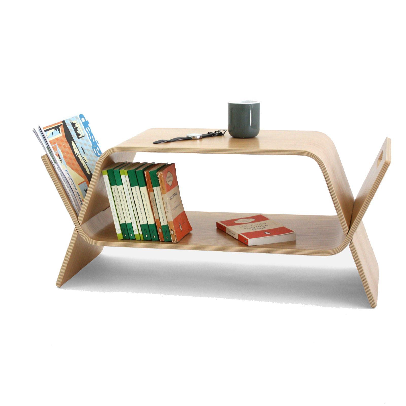 John Green Oak Embrace Coffee Table