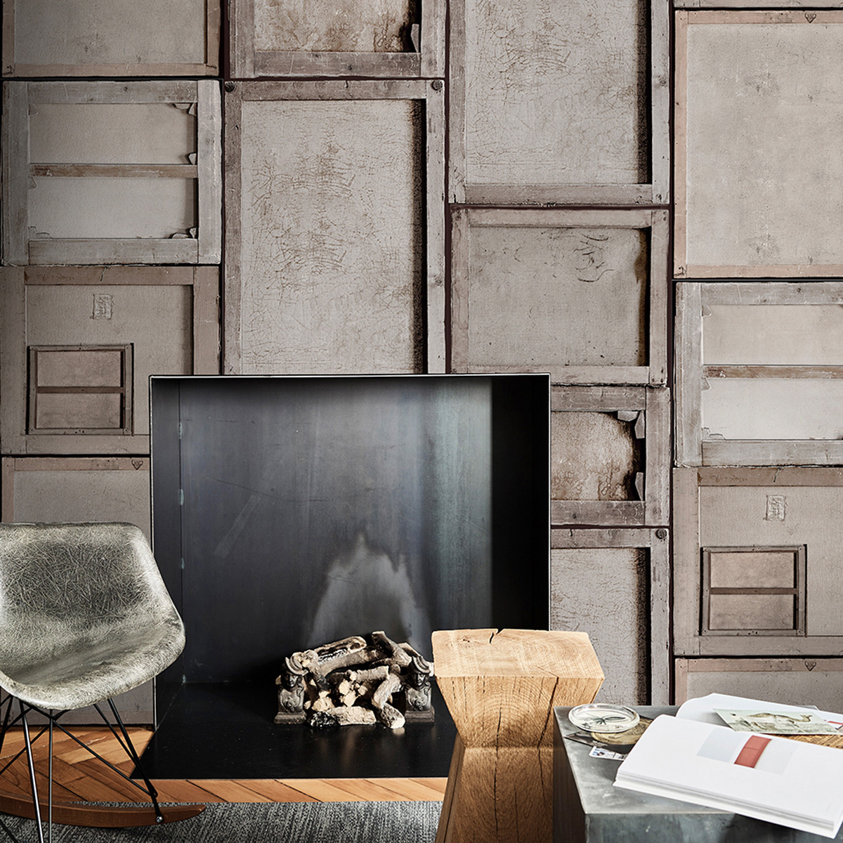 Wall and Deco Verso TS Wallpaper