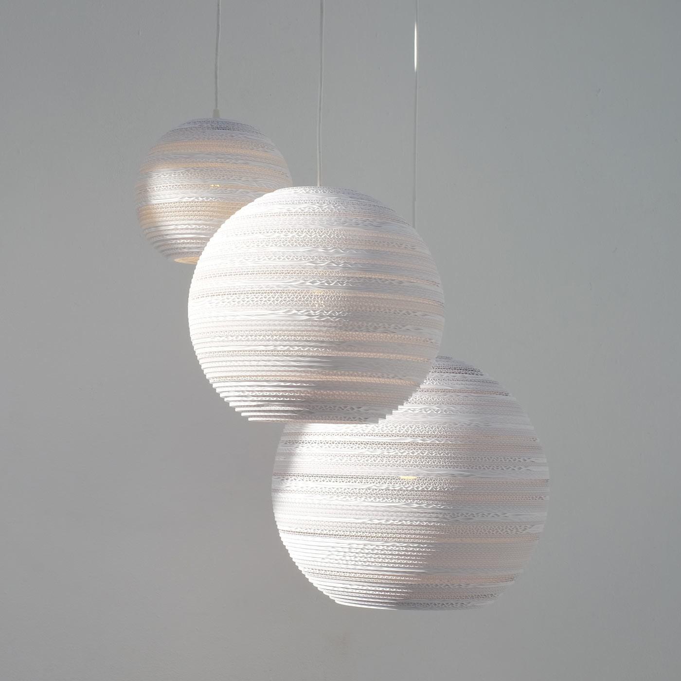Graypants white moon 14 pendant lamp beut aloadofball Images
