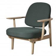 Fritz Hansen Jh97 Fred Lounge Chair