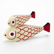 Vitra Wooden Dolls Mother Fish & Child