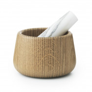 Normann Copenhagen Craft Mortar & Pestle
