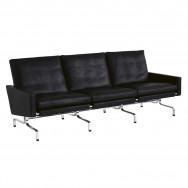 Fritz Hansen Pk31 Sofa, 3-Seater