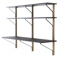 Artek REB 010 Kaari Shelf with Desk
