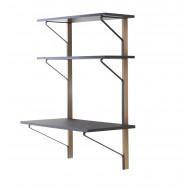 Artek REB 013 Kaari Shelf with Desk