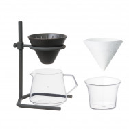Kinto SCS-S04 Brewer Stand Set 4 Cups