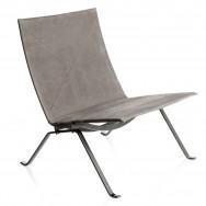 Fritz Hansen Pk22 Easy Chair, Leather